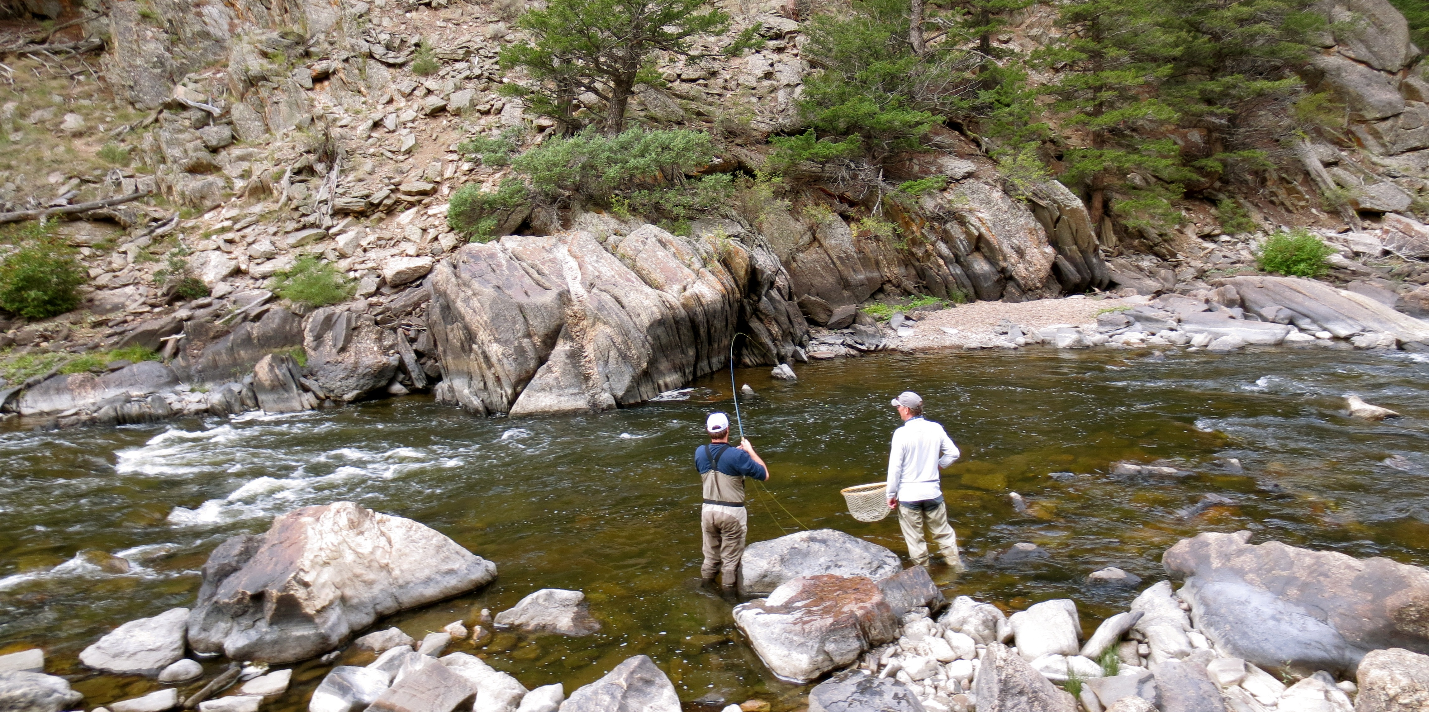 Waters we fish for Fly fishing michigan